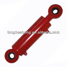 oil cross two way hydraulic cylinder