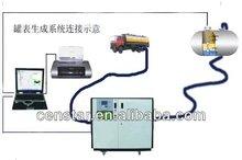 for gas station automatic tank calibration system,fuel pump calibration machine