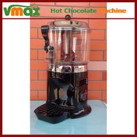 Serve 50 cups chocolate hot chocolate