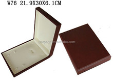 Luxury Big Set Jewelry Packaging Wooden Lacquer Box W76