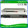 8E1 al convertidor de Ethernet, fibra E1 Ethernet