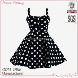 Sexy ladies hot style puffy buttom printed roman style dress