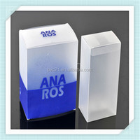 new style plastic packing box PVC or PET and PP box for sex toys