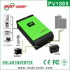 <Must Solar> PV1800 hybrid solar inverter with MPPT solar charge controller single phase to three phase inverter