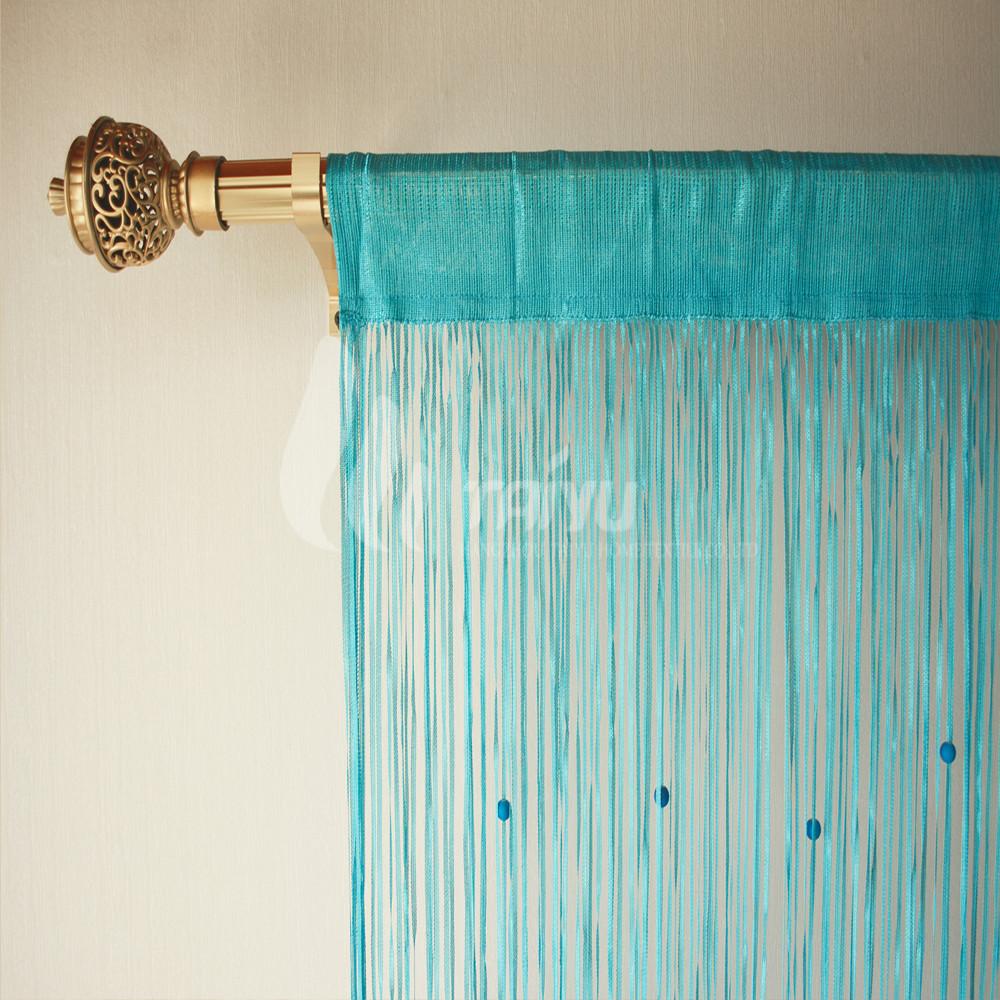Design curtain with beads valance curtain 2015 buy curtain design