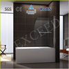 1 glass pivot shower bathtub screen/door EX-223