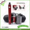 2015 Newest evod vaporizer pen portable evod twist battery evod twist ii starter kit best electronic cigarette brand