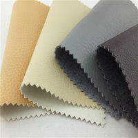 Wholesale artificial pu composite leather for sofa