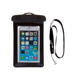 IPX8 Smart phone waterproof bag for cell phone,PVC water resistant phone bag