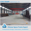Wide Span Pre Engineering Steel Structure Building for Storage Shed