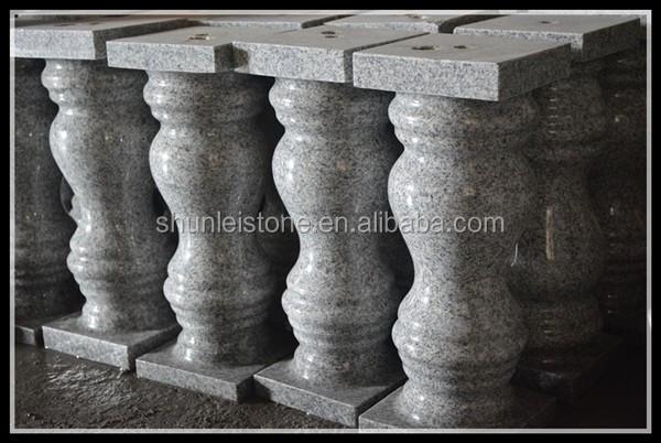 Granite Stone Columns : Garden decorative granite stone columns buy