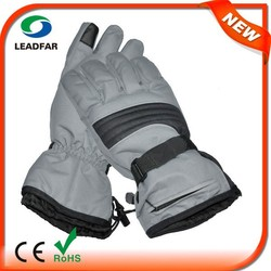 Heating Ski Winter Electric Rechargeable Battery motorcycle glove