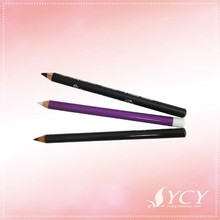SHARPENABLE WOODEN OEM COSMETIC PENCIL EYEBROW PEN