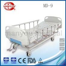 CE MD-9 Tri- crank manual hospital bed MD-9