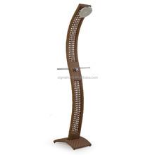 2015 Hot sale patio rattan Shower head furniture