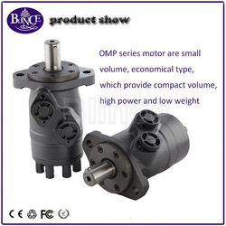 OMP36/50/80/100/125/160/200/250/315/400/500 Motor Used Cleaning Car,Hydraulic Parts OMP Hydraulic Motors For Electric Cars