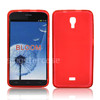 New Arrival Tpu Matte Pudding Case Cover For Wiko Bloom
