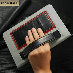 Luxury Leather belt clip case for ipad mini