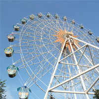 China Qualified Manufacturer Outdoor Amusement Ferris Wheel Ride