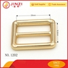 zinc alloy hardware handbag metal strap slider price