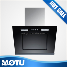2015 best stainless steel commercial range hood with touch screen