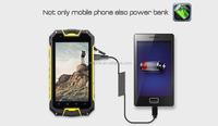 Snopow M8 IP68 waterproof 4G-LTE full networks android 5.1 OTG NFC RFID 2G ROM 16G RAM qwerty keyboard cdma mobile phone
