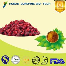 Pure curing amnesia Schisandra Fruit P.E. 9% Deoxyschizandrin and 1.75% Schizandrin B