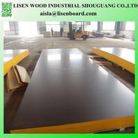 Black Film Plywood products for Dubai,21mm Hardwood Core Marine Polywood