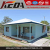 prefabricated portable homes villa family house on Sale