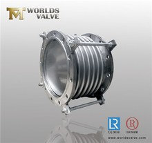 stainless steel pipe bellows compensator