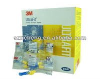 3M high quality earplugs for swimming Hearing Conservation 3M silicone earplugs with cord