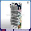 TSD-W573 shelfs wood shop display for decodorant/6 tiers MDF white painting display cabinet shelf/shelf stand for Deodorant