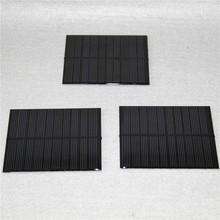 100*80mm 5V 200mA 1W mini monocrystalline solar panel