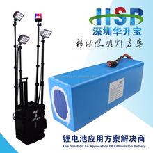 12V/80Ah li ion lifepo4 rechargeable battery for boat, car, UPS, solar street light