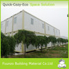 Eco-friendly Sandwich Panel Prefabricated Houses Factory
