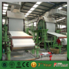 henan 787mm waste paper recycling sanitary toilet tissue making machine price with compelete production line