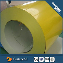 ppgi color coated steel coil for roofing building