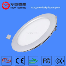 dimmable round 3w led ceiling lighting panel