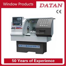 DATAN Private NO.1 brand machining diameter 110 mini china cnc lathe machine