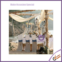 k6909 New Arrival sea series chair covers for Wedding