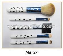 Top quality brush set make up