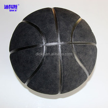 Black Colored Children Size 6 Micorfiber Basketball