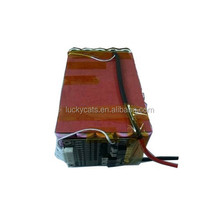 10S5P 37V/13Ah Li-ion battery pack