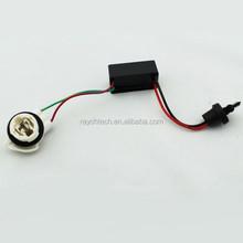 For Porsche LED Decoder for 3156 T25 LED Turn Signal lamps Canbus Resistor Warning Error Canceller