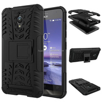 new china products for sale Shockproof dual layer cell phone cover tough case for zenfone go paypal accept