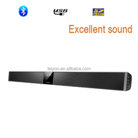 2.0 ch sound bar&soundbar for TV with Bluetooth/FM/SD card/Aux/coaxial LY-SB993 (20wx2)