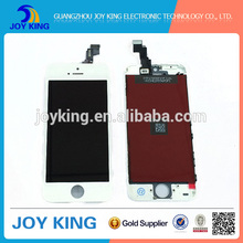 mobile phone for iphone 5c lcd screen assembly, high quality mobile phone screen for iphone 5c lcd