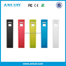 Christmas gift! ALD-P11 2600mah 2014 hot selling gift Mobile portable mobile phone charger