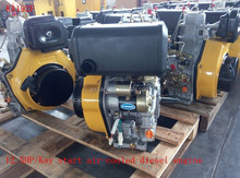 KA192F/ Single cylinder 4-Stroke air-cooled 12.5HP/3600rpm key start diesel engine for water pump and boat use