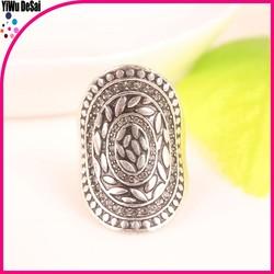 Alibaba express fashion man ring jewelry big ring
